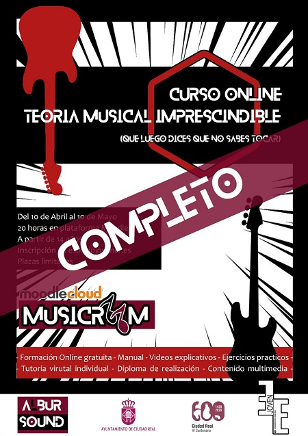 Curso Teoría musical imprescindible